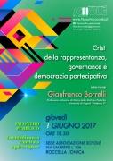 Crisi della rappresentanza, governance e democrazia partecipativa