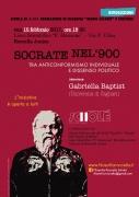 Socrate nel'900. Tra anticonformismo individuale e dissenso politico