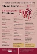 """Scuola Estiva """"Remo Bodei"""" 2021: tutti i link Zoom"""