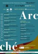 """Scuola Estiva """"Remo Bodei"""": Arché"""