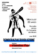 Democrazia e rivoluzione