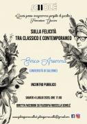 Sulla felicità. Tra classico e contemporaneo: diretta facebook con Enrico Ariemma il 04/07