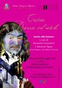 """Cartesio, """"Discorso sul metodo"""": invito alla lettura a cura di Canzonieri/Spina. Diretta FB il 26/05 ore 18.00"""