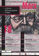 Spazio Marx: Terzo seminario annuale il 18/09 - ex Convento dei Minimi di Roccella Jonica